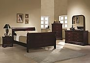 Louis Phillippe I - Bedroom Furniture Sets