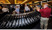 Gun shows are not a significant source of firearms for criminals