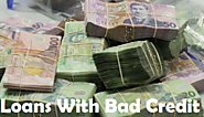 Loans With Bad Credit Monetary Assistance To Poor Creditors