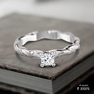 Cupidity Platinum Ring