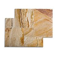 French Pattern Travertine - Travertine Warehouse