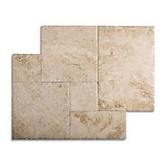 French Pattern Marble Tile - Travertine Warehouse