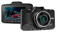 HD Dual Camera Dash Cam at Neltronics