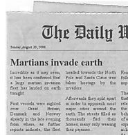 The Newspaper Clipping Generator - Create your own fun newspaper
