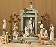 Willow Tree Nativity Set - Christmas Decorating Fun