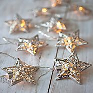 Battery Operated Christmas Star - Christmas Decorating Fun