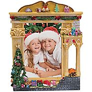 Christmas Picture Frames - Christmas Decorating Fun