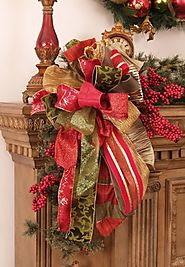 Creative Christmas Mantel Decorating Ideas - Christmas Decorating Fun
