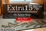 Extra 15% OFF on Jaipur Area Rugs with Coupon Code