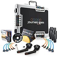 Journey Gym Portable Universal Gym for Cardio, Strength and Circuit Training