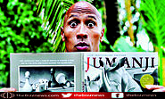 Dwayne Johnson Released First Look Of Next Thriller 'Jumanji'