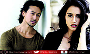 Tiger Shroff Spending Holidays With Girlfriend Disha Patani