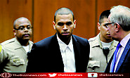 Chris Brown Arrested For Assault With Weapons