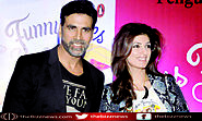 Akshay Kumar & Twinkle Khanna Enjoyed Party With Will Smith
