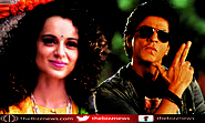 Kangana Ranaut & Shahrukh Khan Seen Together In Upcoming Flick