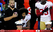 American Footballer Rejected To Stand In Respect Of National Anthem