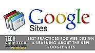 Learning about the NEW Google Sites! · TeacherCast Educational Broadcasting NetworkbyJeffrey Bradbury