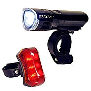 Best Bicycle Headlight And Taillight Sets Reviews 2016