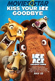 Download Ice Age Collision Course 2016 Free Movie