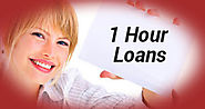 1 Hour Cash Loans: Suitable Funding Option For Solving Urgent Needs