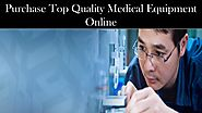 Purchase Top Quality Medical Equipment Online by NovaBio - Issuu