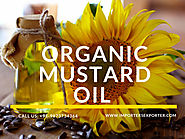 Mustard Cooking Oil in India