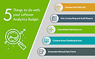 How to Use Leftover Analytics Budget | Grazitti Interactive