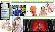 Natural Herbal Remedies for Bronchiectasis Lungs