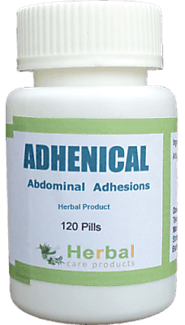 Abdominal Adhesions : Symptoms, Causes and Natural Treatment - Herbal Care Products