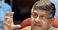 Indian IT products should be used globally: Ravi Shankar Prasad