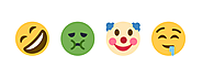 Twitter gets support for the 72 new Unicode 9 emoji, including that goddamn clown