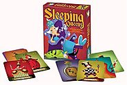 Sleeping Queens Card Game (Ages 8 and up)