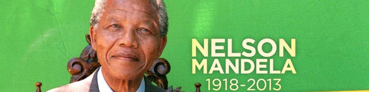 Headline for 10 Things Nelson Mandela Taught Us