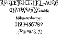 Fiddums Family font by BoltonBros - FontSpace