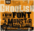Ghoulish font by Sinister Fonts - FontSpace