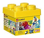 LEGO Classic Creative Bricks (Age 4 and up)
