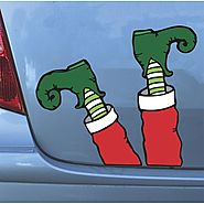Why You Should Buy Christmas Car Decorations