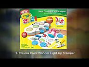 Best Crayola Toys for Kids - 2016 Summer and Fall Top 5 List