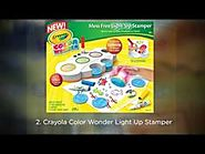 Best Crayola Toys for Kids 2016