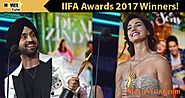 IIFA Awarda Live Performance Daljit Dosanjh 2017 NEW YORK