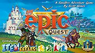 Tiny Epic Quest - Introducing ITEMeeples™