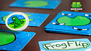 Green Couch Games Limited: FrogFlip!
