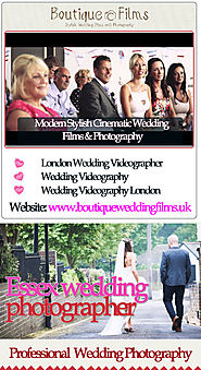 Wedding Videography Essex