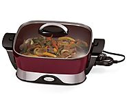 Top Rated Electric Skillets - Tackk
