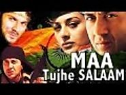 Full Movie Maa Tujhe Salaam Sunny Deol Independence Day