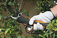 Electric pruners for faster working