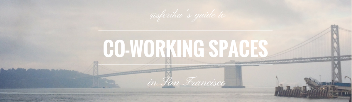 Headline for San Francisco co-working spaces
