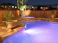 Custom Pool Lighting Can Add Elegance and Distinction