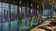 Four Seasons Pudong Shanghai.