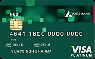 Pay Axis Bank Credit card Bill payment online